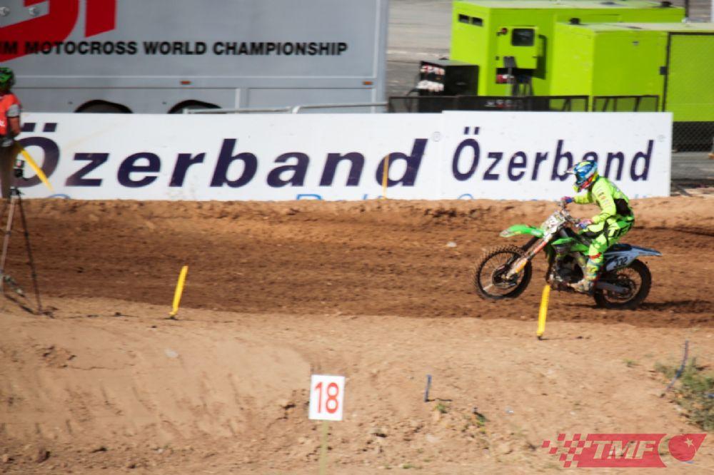 Dünya Motokros Şampiyonasına Sponsor Olduk